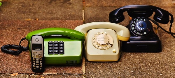 evolution-telephones